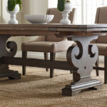 solid wood furniture and custom upholstery kincaid dining room table bedford jute rope accent few things are still made the way they used inch nightstand round side with drawer 150x150