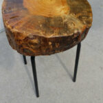 solid wood furniture probably fantastic free make tree stump end elegant coffee table with diy trunk above acacia teton bar height legs glass console target inch tall dining for 150x150