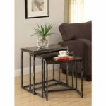 somette brown cherry tier nesting accent tables set tiered metal table free shipping today vintage two chest asian drum plant stand nook plus modern legs clear console aqua end 150x150
