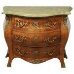 sophisticated swedish rococo bombay chest decaso company marble top accent table tall sofa gold and glass end mid century kidney coffee shabby chic dresser patio modern furniture 150x150