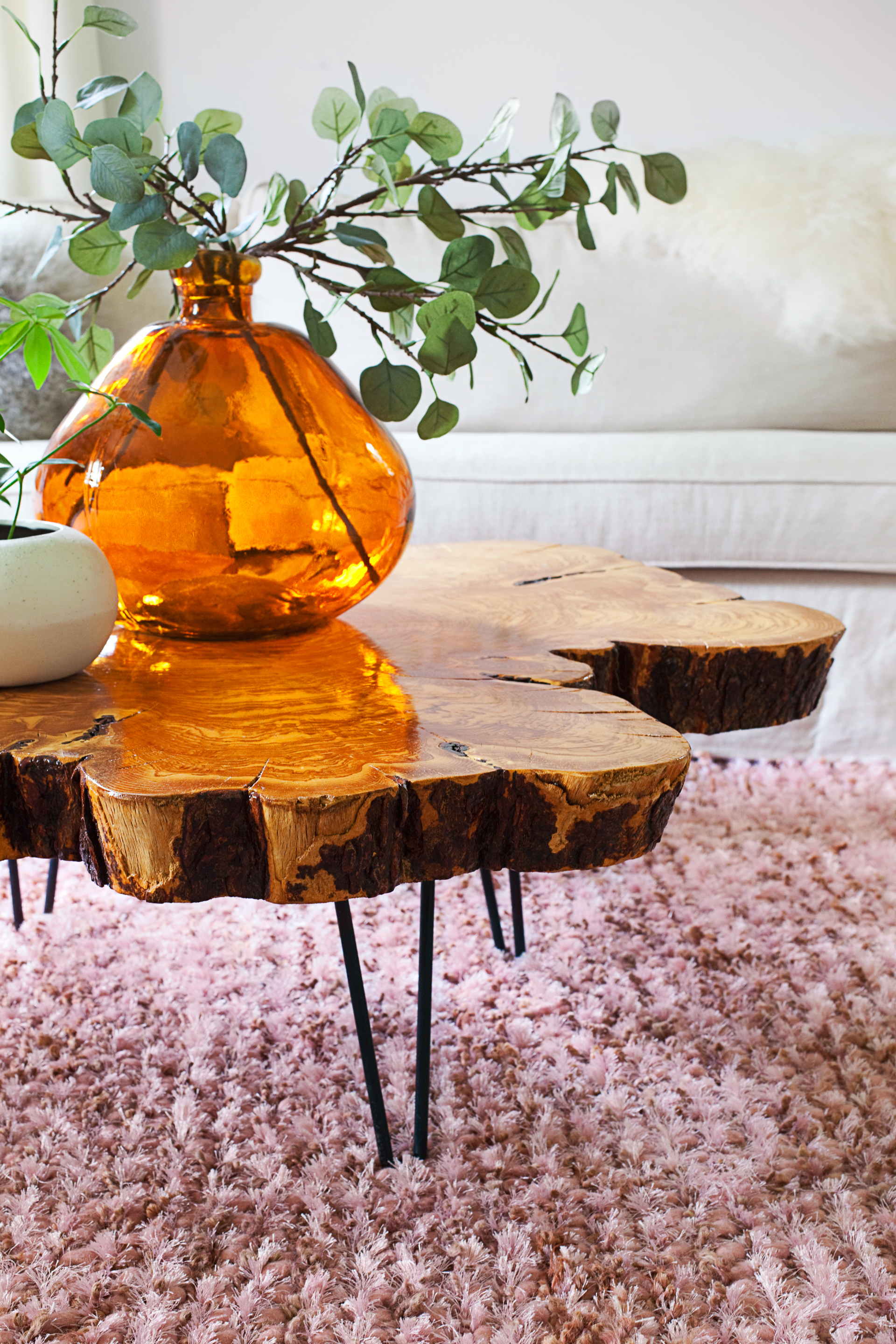 sourcing materials for live edge coffee table beautiful mess wood slice accent how make metal patio set door bar person next telephone coral home accessories monarch threshold