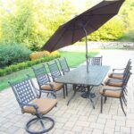 south patio simple bench furniture sets for cover oval round ideas leather covers seater design settee nesting table target clearance chairs dining upholstered set designs metal 150x150