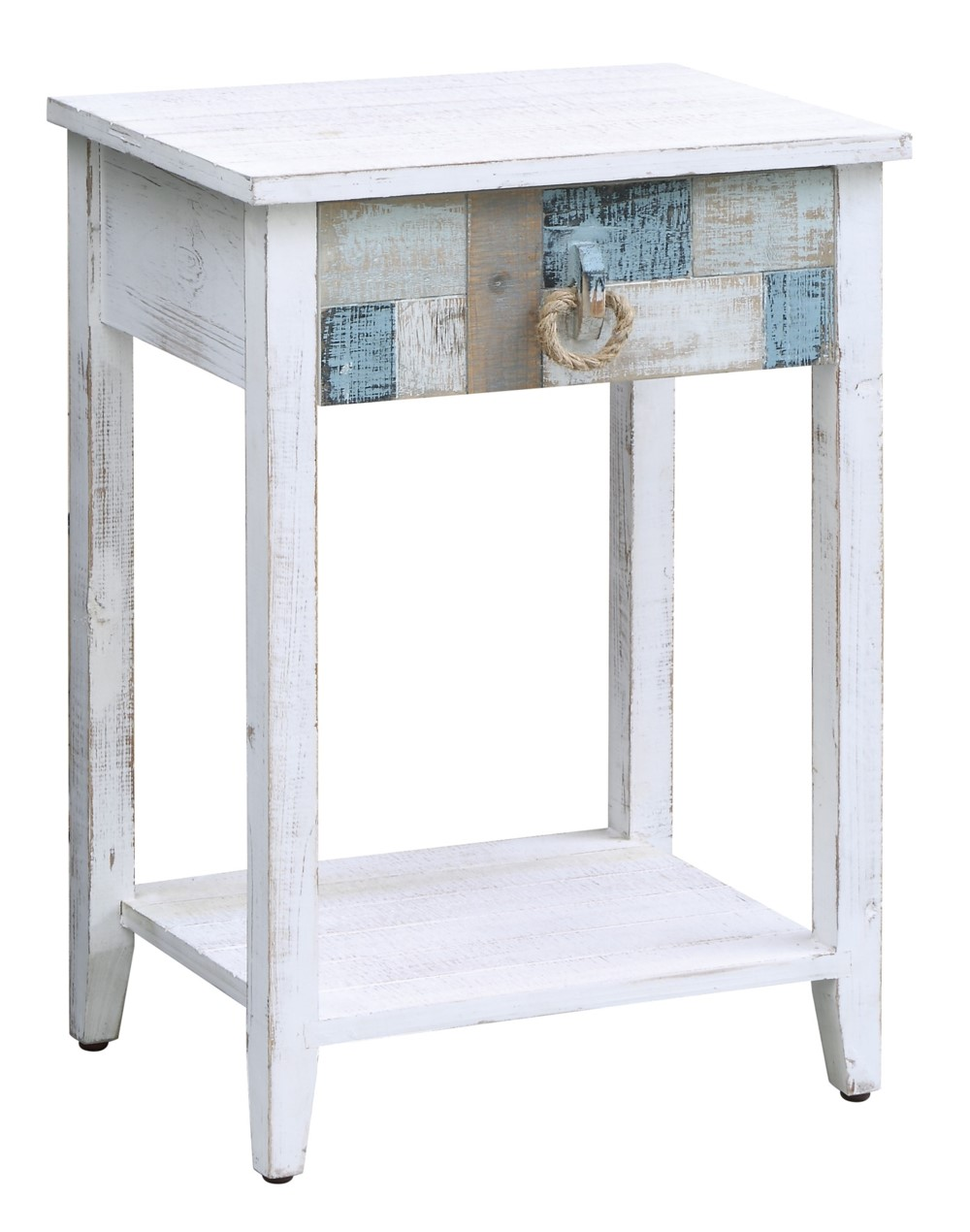 south shore accent table one drawer gajah home oriental bedside lamps dale tiffany northlake lamp porcelain contemporary marble coffee living room sets decoration pieces for