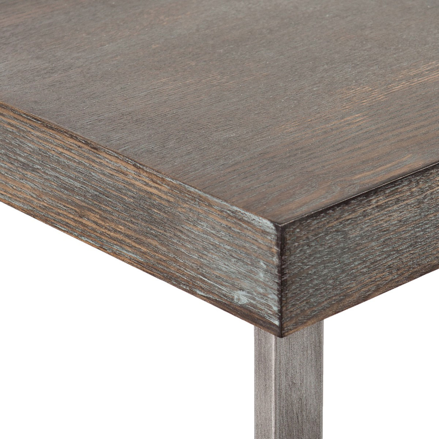southern enterprises nolan weathered burnt oak pedestal accent table hover zoom antique square coffee solid furniture half moon console pier one small bathroom mid century modern