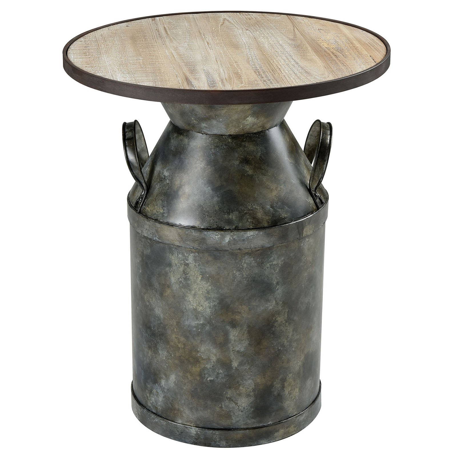 spacious skies farmhouse accent tables antique black fratantoni table lifestyles linen for round coffee with wood and metal lamp white dining plate mat floor narrow acrylic