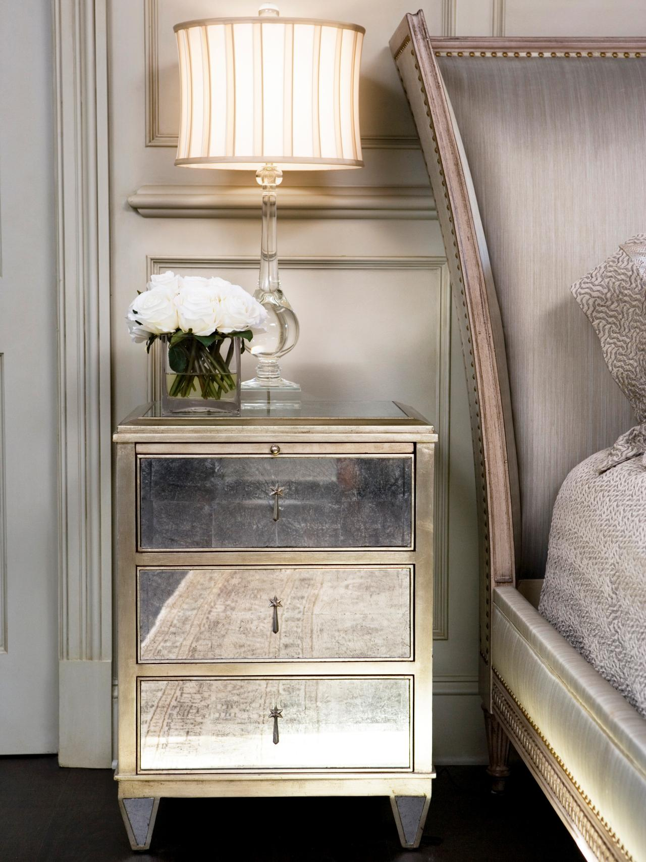splendid unique nightstand side table height lamps lamp saic marble astonishing sling pink terrazzo round mirrored room decor designs scandi bedside living target kmart metal