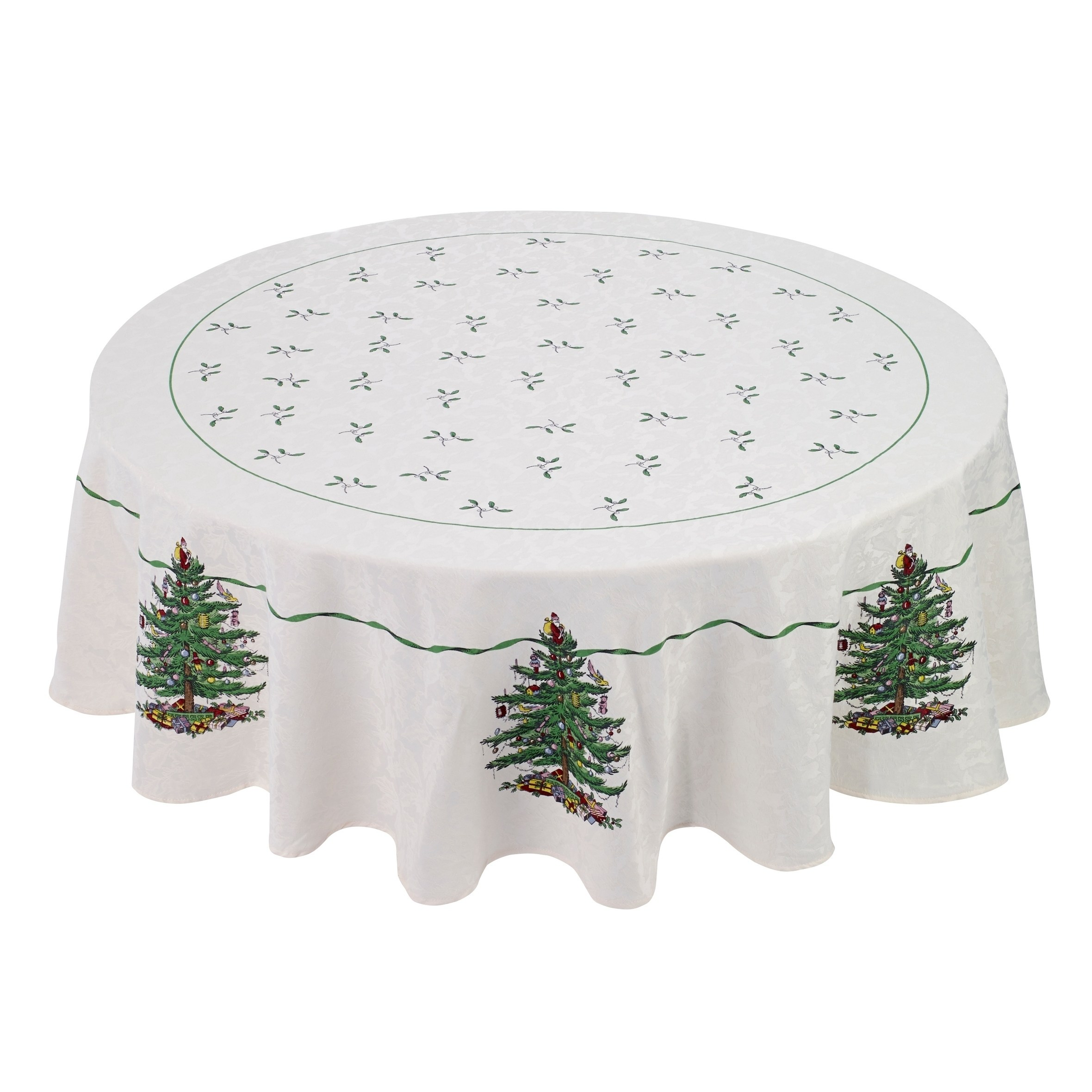spode red tree round tablecloth free shipping accent today ikea living room furniture high back dining chairs farmhouse door outdoor set cover lawn hutch nautical themed lighting