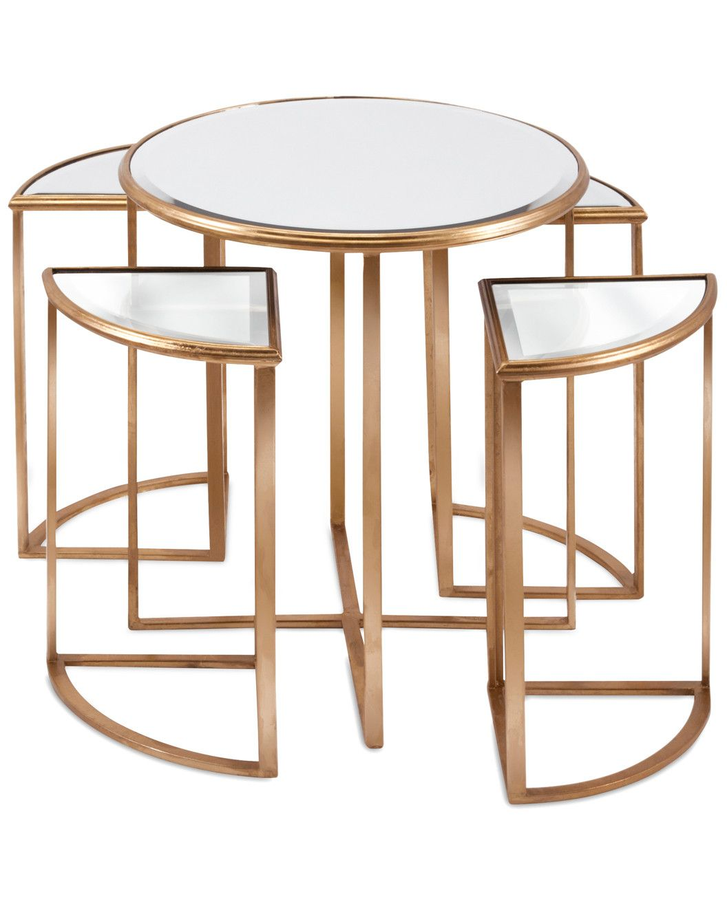 spotted this set limba mirror accent tables rue with matching mirrors quickly pier patio table legs studded dining chairs umbrella carved wood side outdoor sofa nate berkus sheets