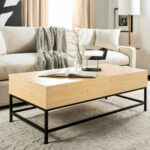 square coffee table with storage baskets cool wood tables accent small round drawer mercury glass lamp brown uma furniture set darley target designs catalogue changing pad outdoor 150x150