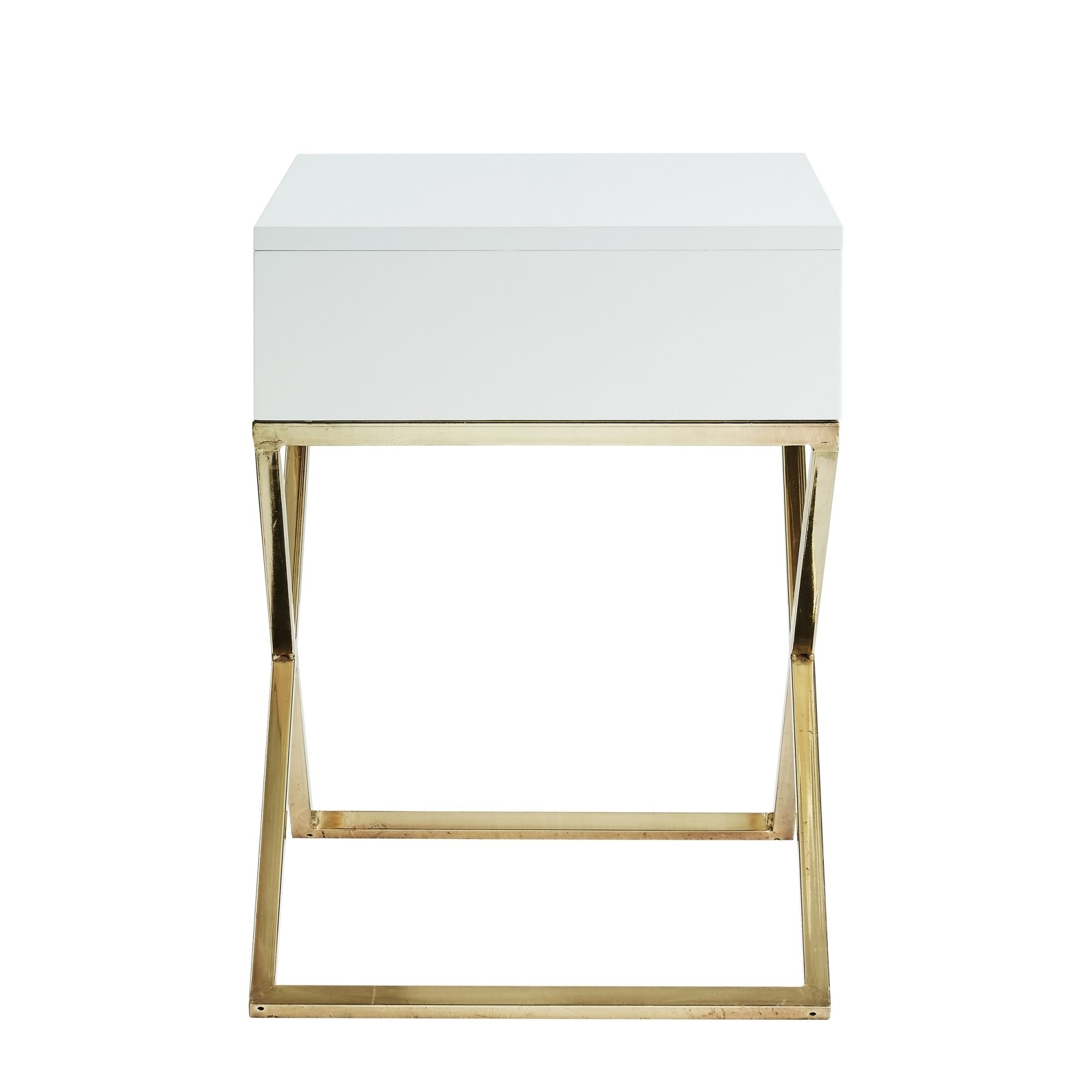 square lacquer legs end table accent nightstand with drawer free shipping today black marble top tables hairpin bedside resin patio umbrella hole dining room runners coffee and