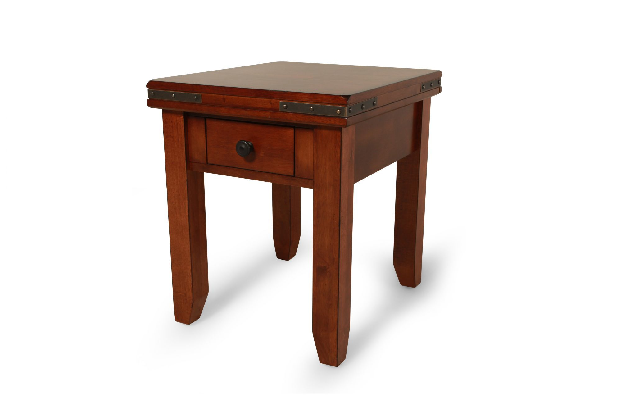 square traditional mango wood end table warm brown mathis win accent tablenbspin party bucket kirklands chairs oak floor threshold colorful lamps porcelain lamp white dresser all