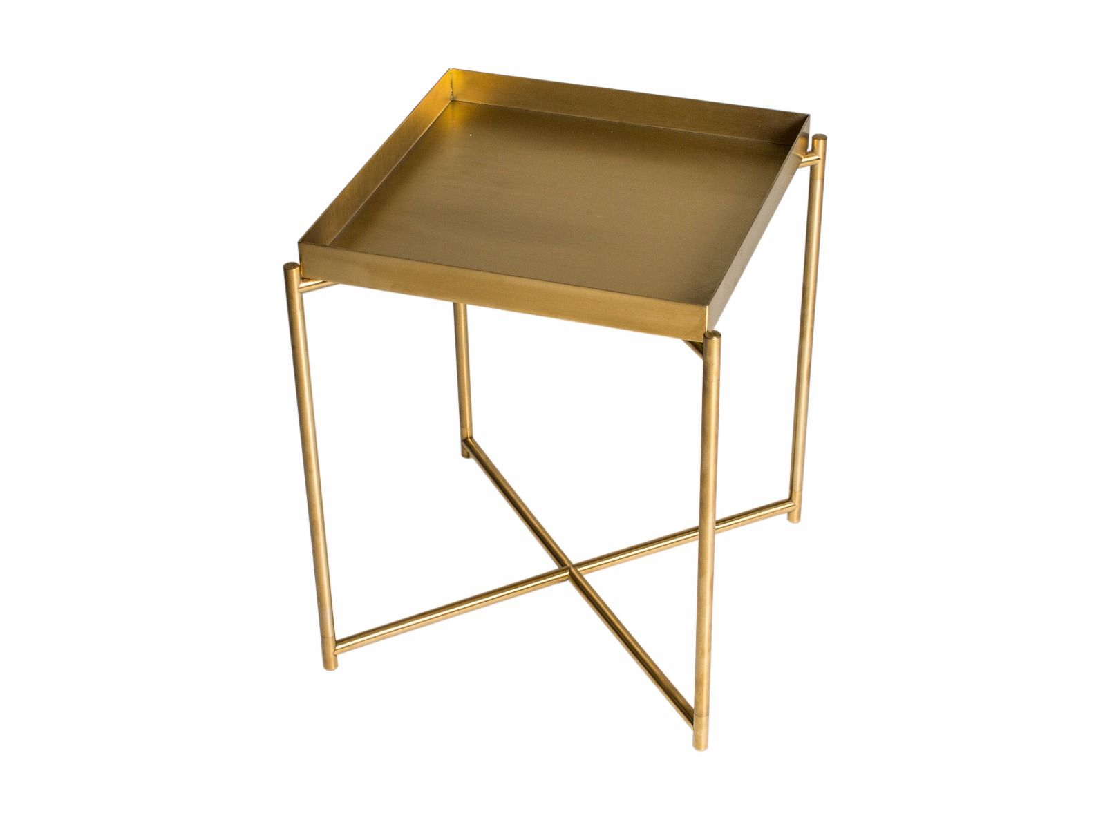square tray top side table brass with frame collection iris gillmorespace accent gillmore space umbrella base wheels circular glass ikea occasional best computer desk gallerie
