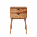 square wood end table the outrageous awesome mid century eight nightstands under that make you coo jessica brigham nighstands thatll two drawer accent magazine ready for life 150x150