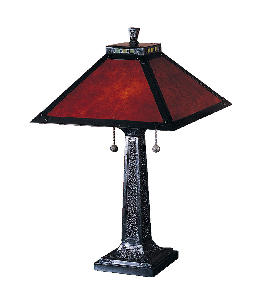 stained glass tiffany lamps dale quoizel meyda accent table mica camelot lamp black dining room chairs white cloth placemats grill tools small chairside with drawer vintage marble