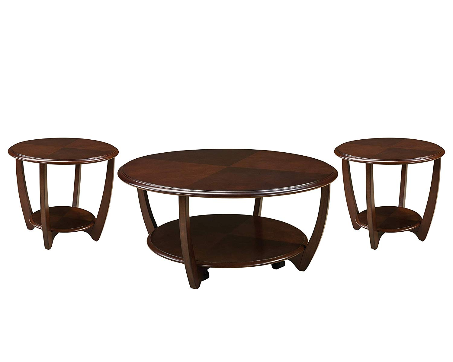 standard furniture seattle pack accent tables dark cherry wood table kitchen dining pottery barn chairs rattan outdoor clearance small vintage console modern wooden coffee designs