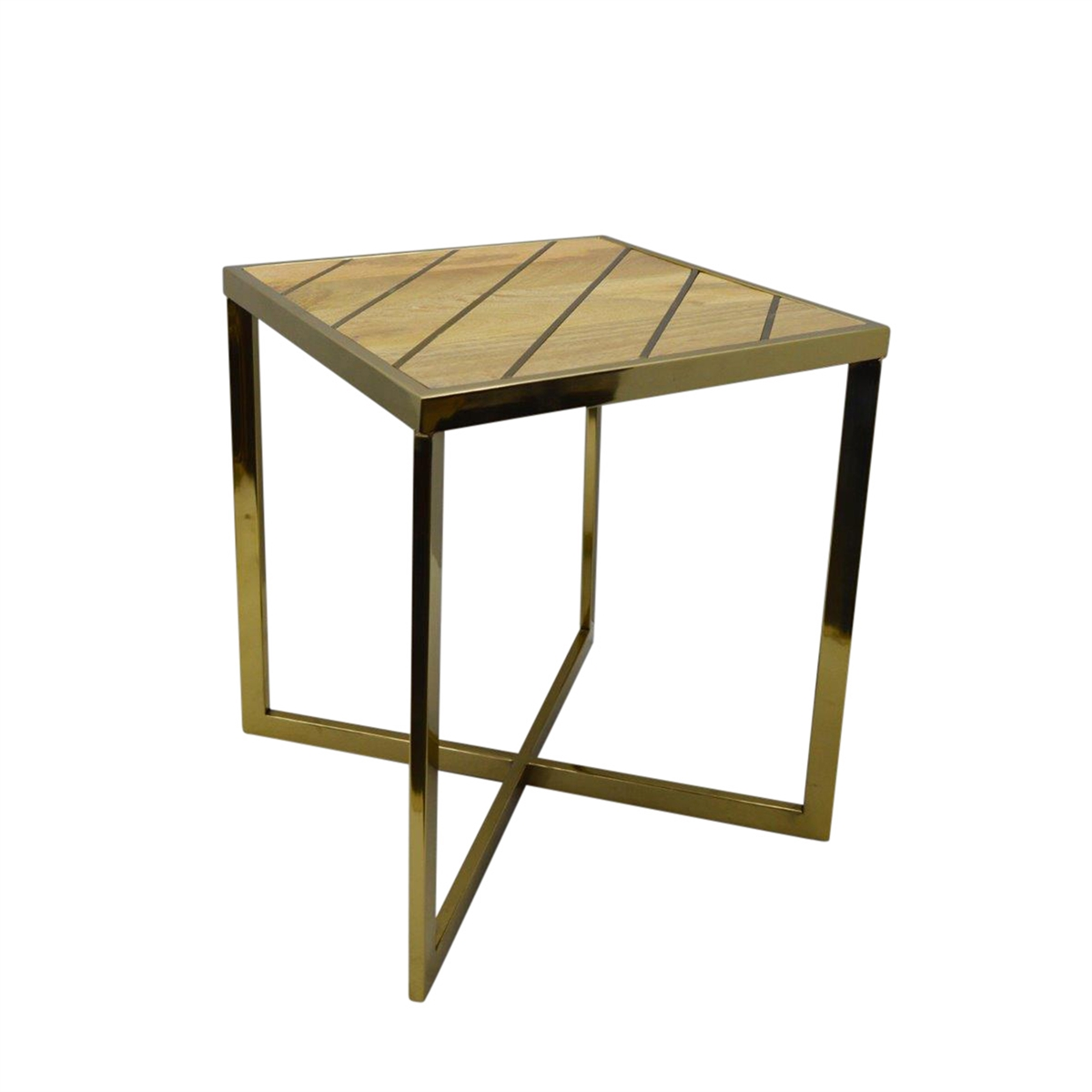 steel wooden rectangular top metal inlay accent table wood log for pricing and availability edington patio furniture living room tables white folding outdoor side entryway pub