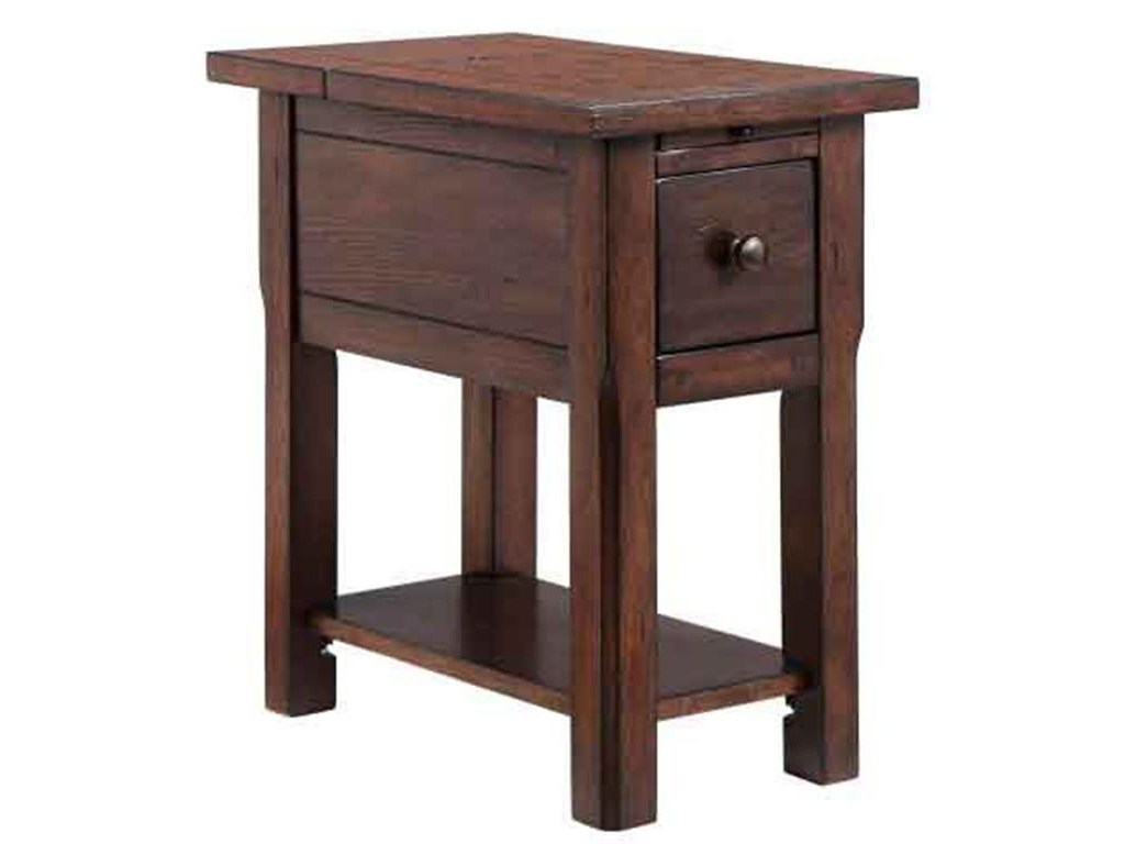 stein world accent tables drawer chairside table with rustic lodge products color finish cloth contemporary metal side round mid century coffee large antique wall clock crosley