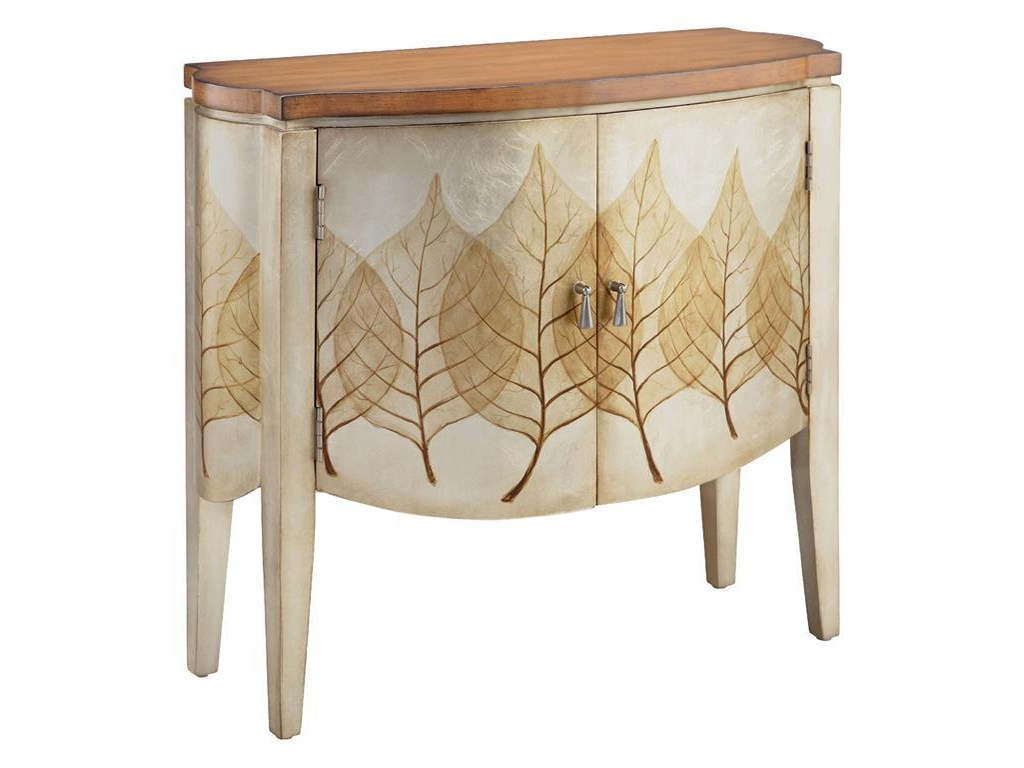 stein world chests accent cabinet with doors and leaf pattern products color table ceiling curtain rod wood metal round narrow small entry barn for homes dale lamps designer end