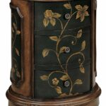 stein world furniture ophelia accent table brown black kitchen dining target patio metal wood bedside decor european short legs top large antique wall clock gold and glass end 150x150