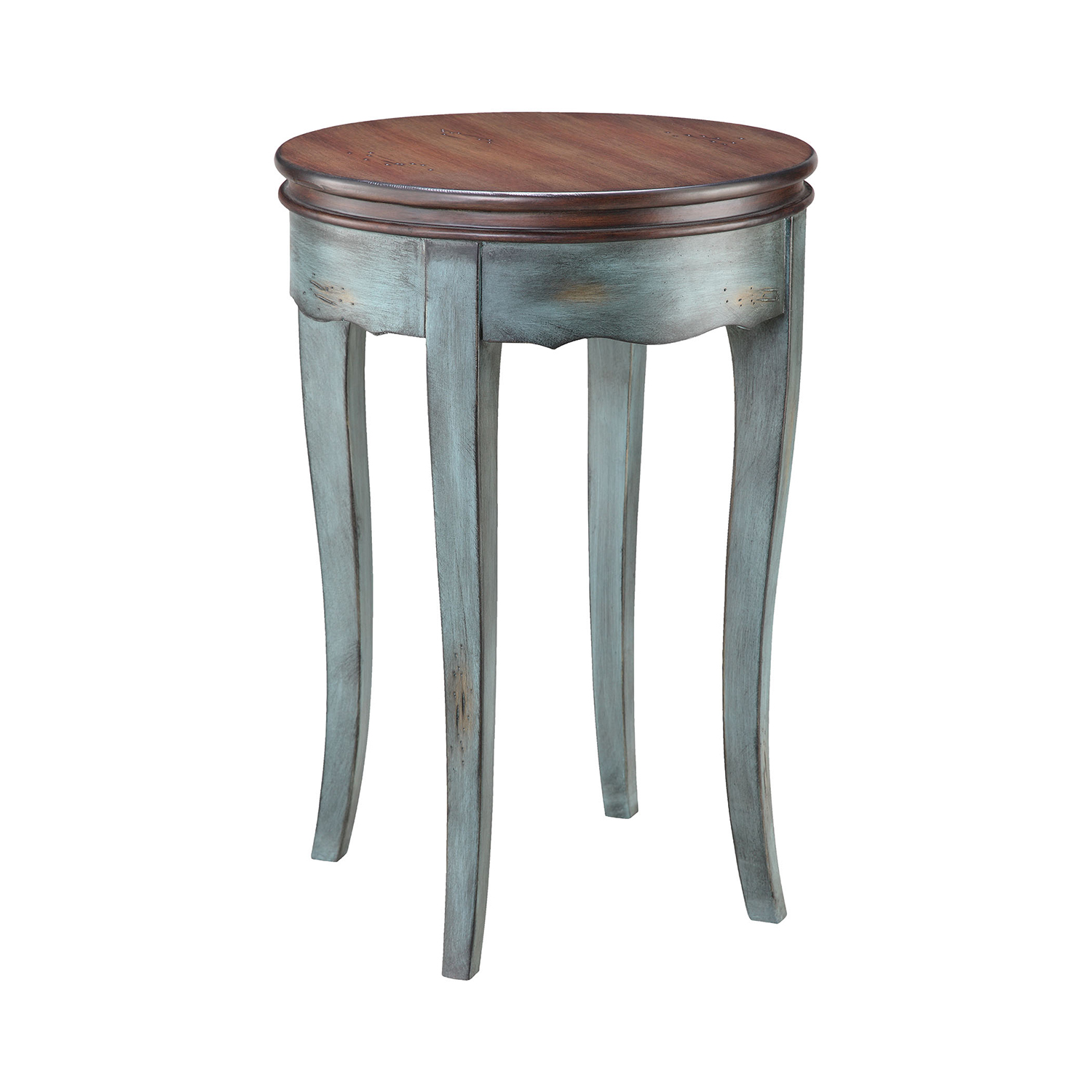 stein world hartford moonstone blue accent table bellacor hover zoom white lamp base ashley furniture end tables coffee rustic wood with storage piece nesting set distressed red