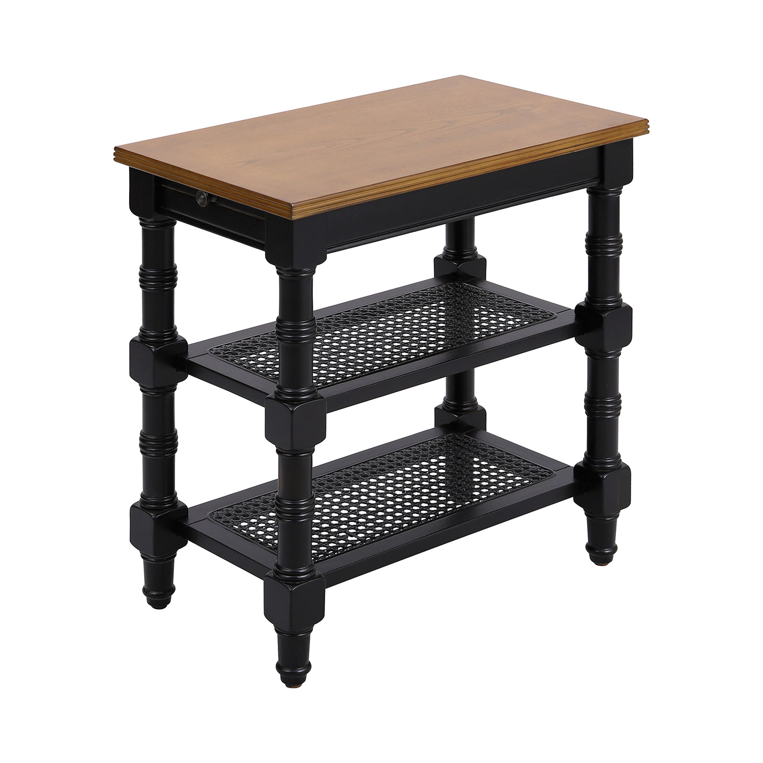 stein world seneca falls black and nostalgic oak accent table hover zoom floor cabinet cabin furniture plastic outdoor wine tray solid tables wicker bedside end with pipe legs