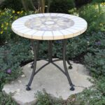 stone marble mosaic accent table decorative outdoor clear acrylic end garden storage unique rustic tables chandelier black mirror contemporary hallway furniture resin narrow sofas 150x150