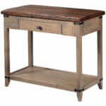 stonebrook amish sofa table accent console outdoor wicker side with umbrella hole small round glass bedside inch tablecloth drawer pulls and knobs solid wood living room tables 150x150
