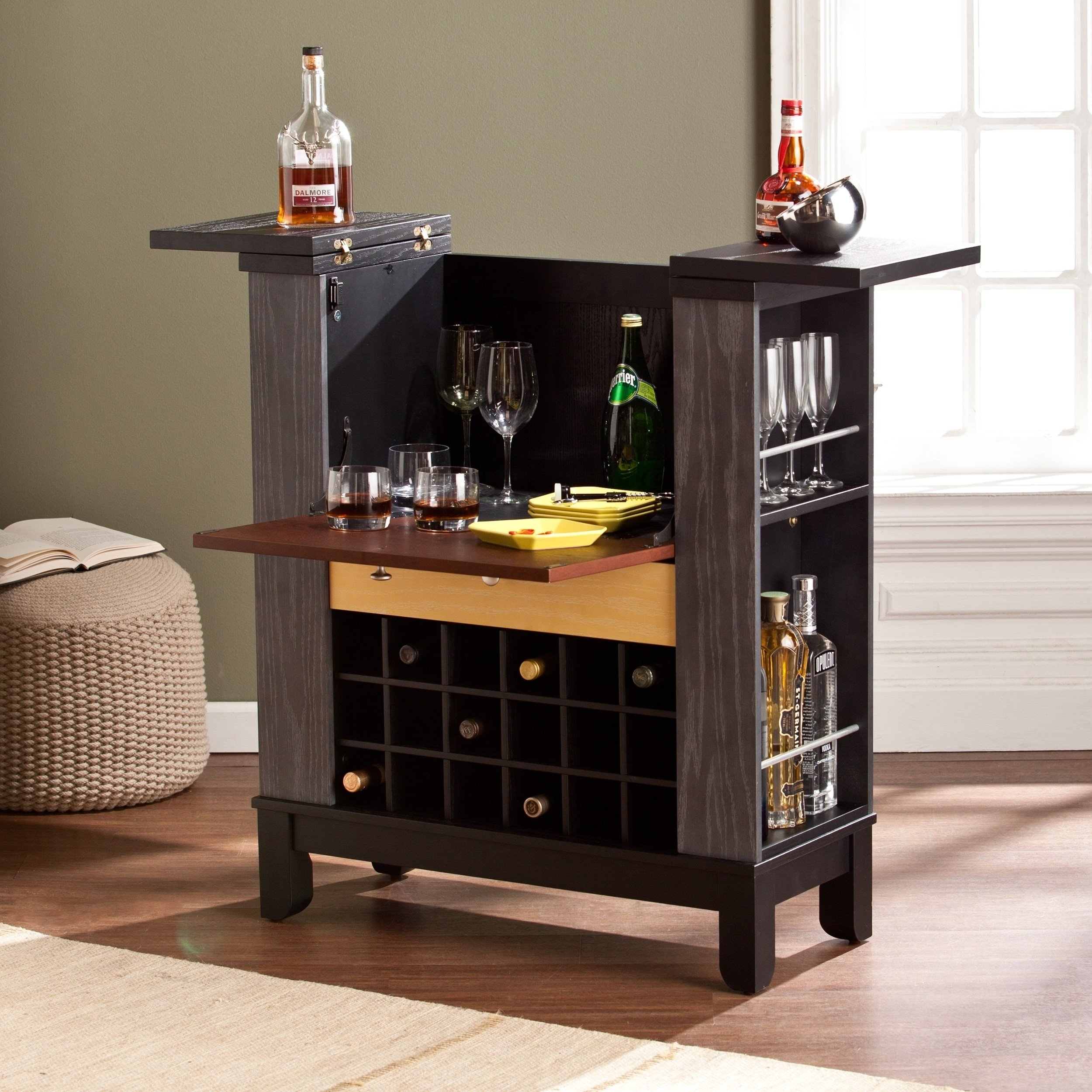 strick bolton heywood wine bar cabinet free accent table with rack shipping today outdoor patio and chairs decorative corners xmas runners bedroom desk console decor round