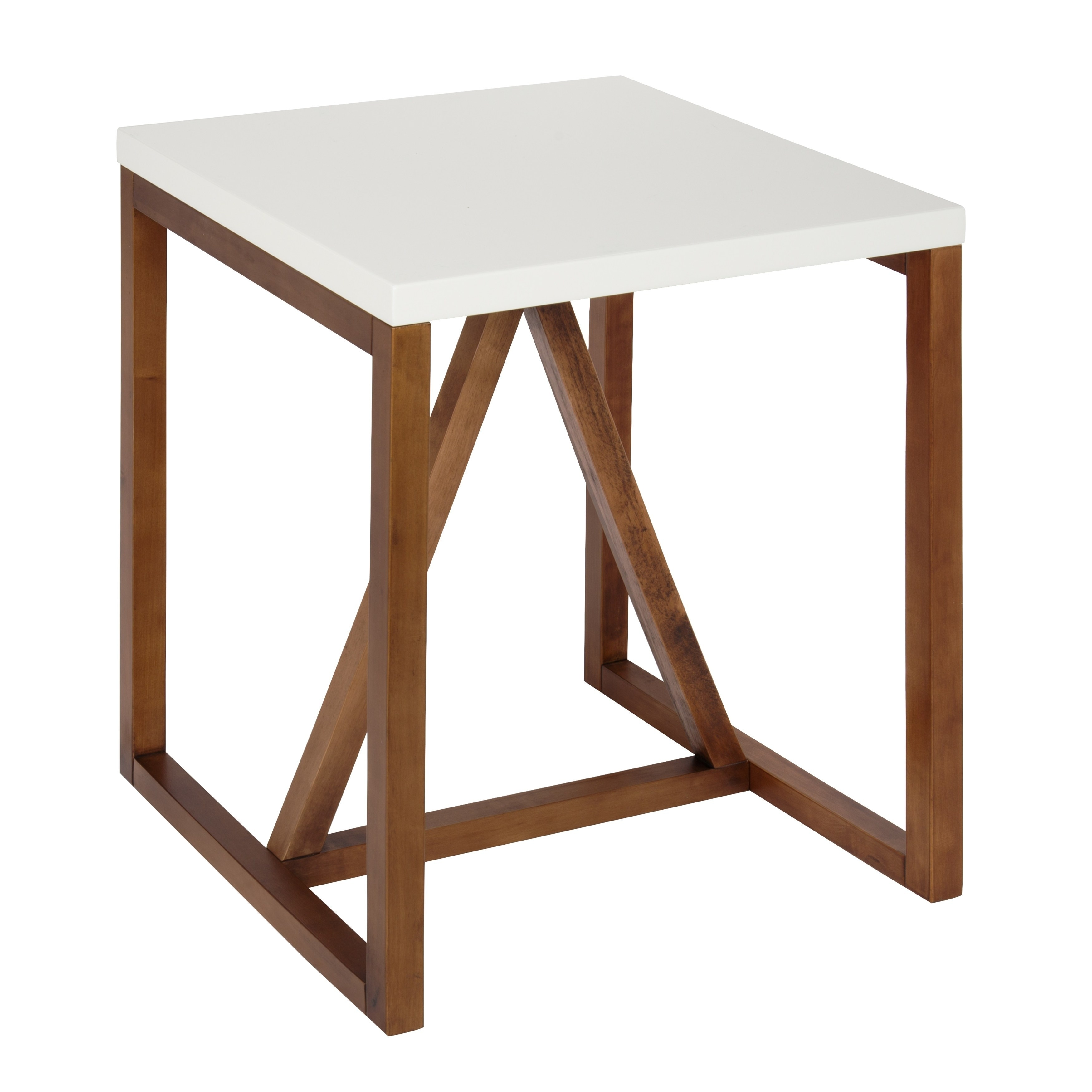 strick bolton kinji wood square side table free kate and laurel kaya outdoor shipping today small drop leaf coffee reclaimed metal end marble bedside target ikea pot rack round