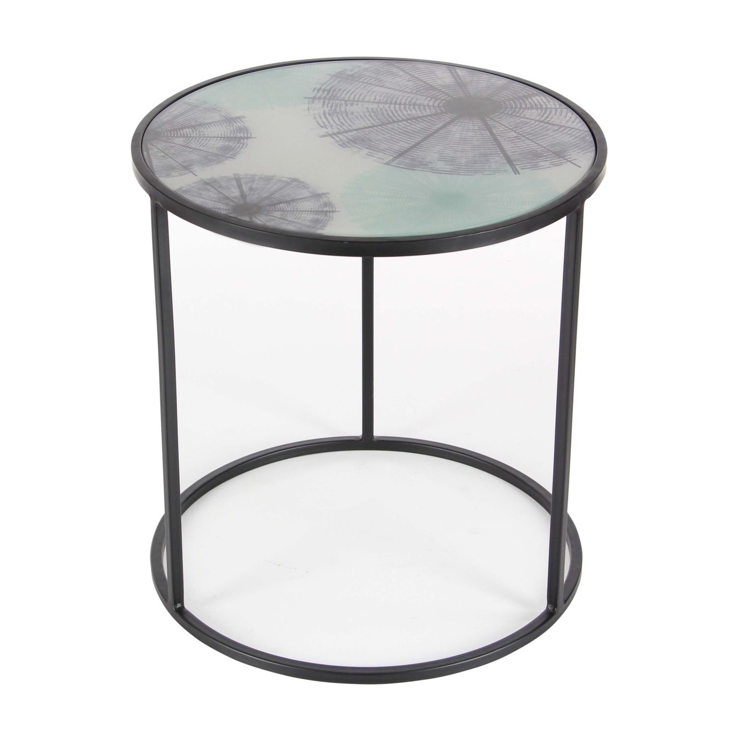 studio metal glass accent table set inches high free shipping today floor mirror coffee end tables target white and gold side long narrow behind couch kids rugs gray west elm
