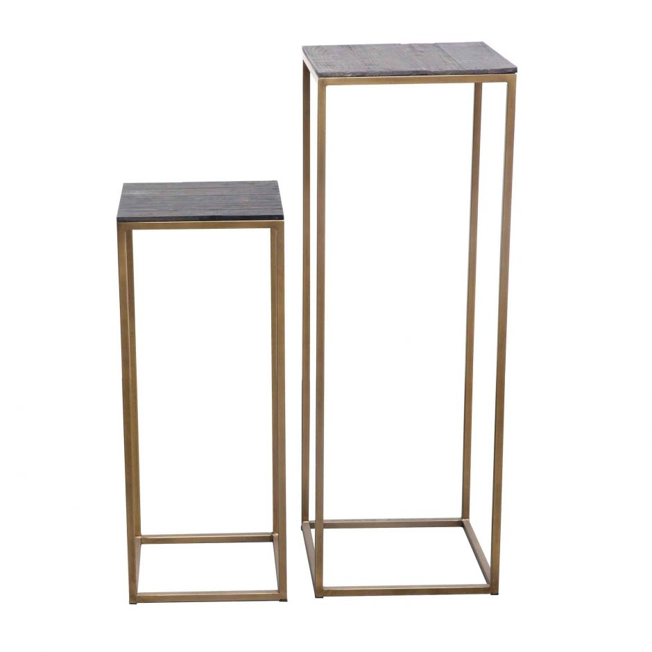 studio plant tables brass set products moe whole accent table and mirror rustic coffee end sets small bench target threshold gold malm side carpet door strip wood with umbrella