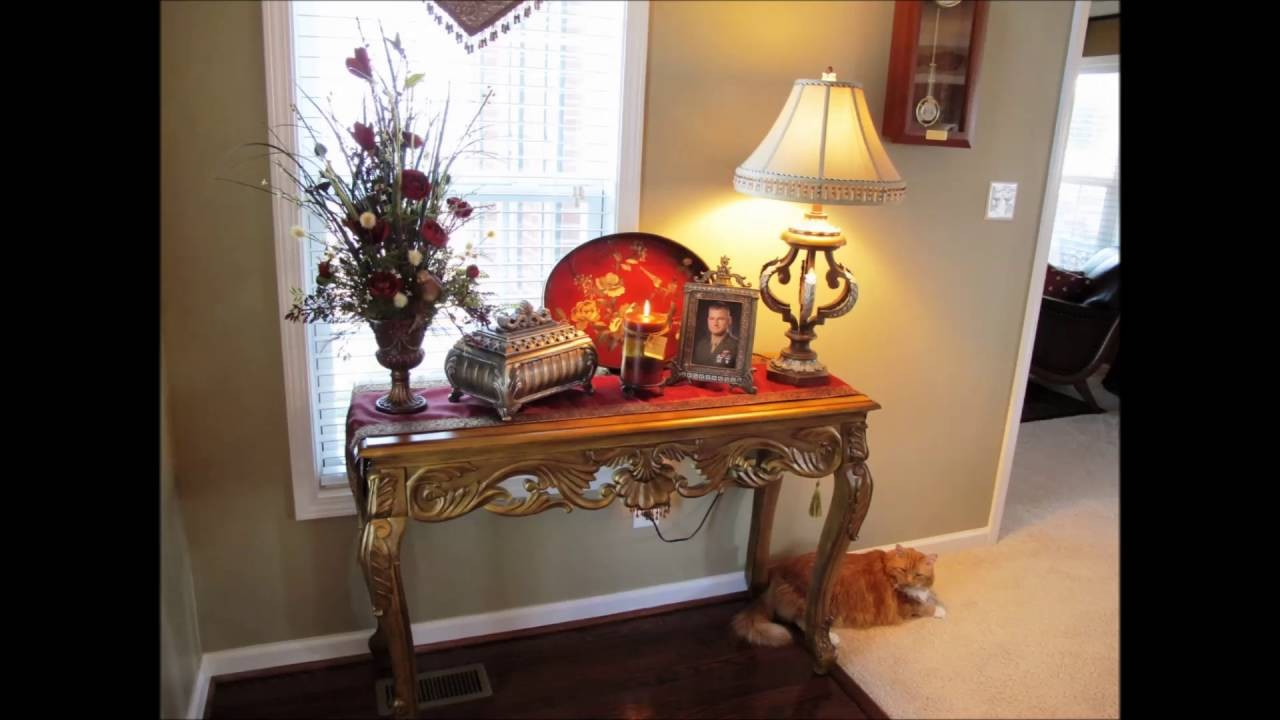 stunning entryway accent table with best foyer decor ideas decorating gallery lamp shades plus patio umbrellas vita silvia quilted runners and placemats threshold between carpet