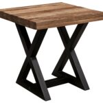 stunning mango wood accent table for signature design ashley wesling square end piece nesting tables small decorative side next coffee target legs antique oval kids folding nic 150x150