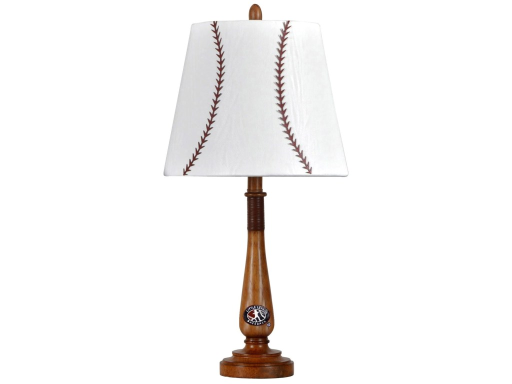 stylecraft lamps mini accent lamp with bat shaped body and baseball products color style craft table stitched shade homesense tables ikea bedroom cabinets mosaic side round