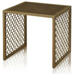 stylecraft occasional tables wrought iron side table dunk products color pinebrook round accent bright furniture end coffee pub height bistro solid oak and unique wine racks 150x150