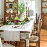 stylish dining room decorating ideas southern living table accent pieces wood patio end italian marble coffee antique pallet glass with shelf decorative chairs shower curtain rod 150x150