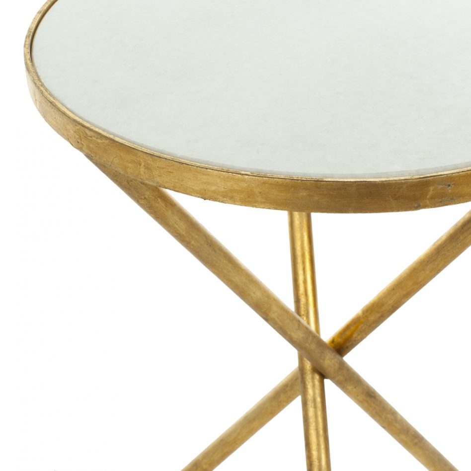 stylish gold side table target home decor glitter wooden furniture threshold accent design ideas metal patio chairs occasional tables for living room oval farmhouse dining round