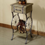stylish rustic accent table with ashley furniture popular tables coaster design ideas homedesign end brilliant gray bedroom large lace tablecloth cream marble coffee metal side 150x150