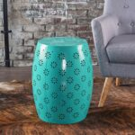 sulah side accent table lace cut design teal bfwahlul garden outdoor drop leaf dining room laminate paint turquoise sofa west elm arc lamp cherry kitchen and chairs rustic gray 150x150