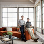 surprise off homepop modern metal accent table nate berkus jeremiah brent living spaces and debut furniture line inspired their own home vintage gold coffee west elm brass lamp 150x150