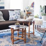 surprise off metal sylvia accent table world market get the look fresh take small space cream linen tablecloth farm chairs nautical bedroom lamps black and gold bedside frame 150x150