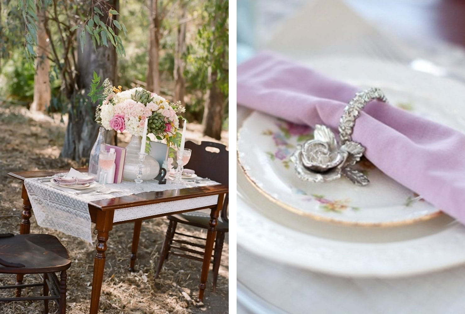 sweetheart table ideas for every season shutterfly enchanted rustic accent your focus runner wooden with white and lilac floral accents target patio coffee green marble top desk
