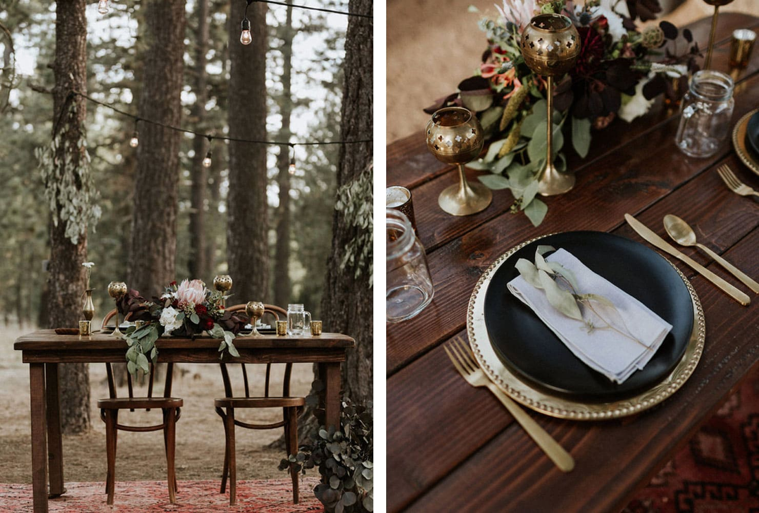 sweetheart table ideas for every season shutterfly rustic bohemian accent your focus runner wooden with accents green marble top coffee jcpenney shades target curtain rods corner