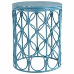 swirl drum accent table blue for screened porch victorian beach outdoor side little tikes garden office desk with drawers clearance dining room chairs gallerie sofa decorative 150x150