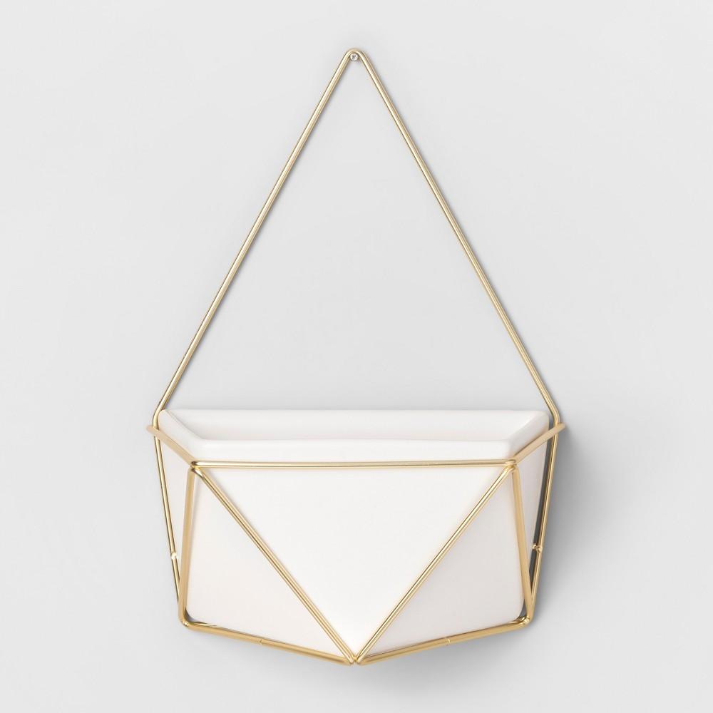 swoon worthy items from target new project melodrama accent table ceramic geometric wall container white gold timber trestle legs large sun umbrellas floor threshold pieces for