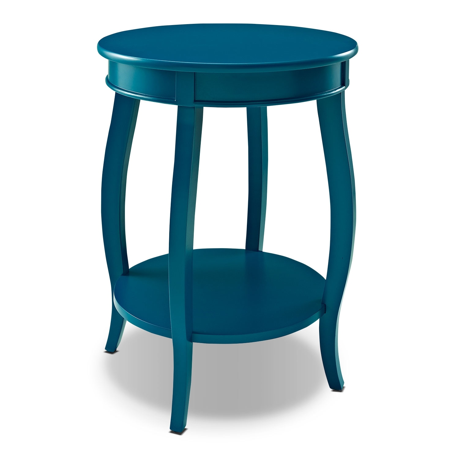 sydney accent table teal value city furniture and mattresses blue end occasional big lots rugs inexpensive patio chairs white floor lamp iron ethan dining tempur pedic dog ashley