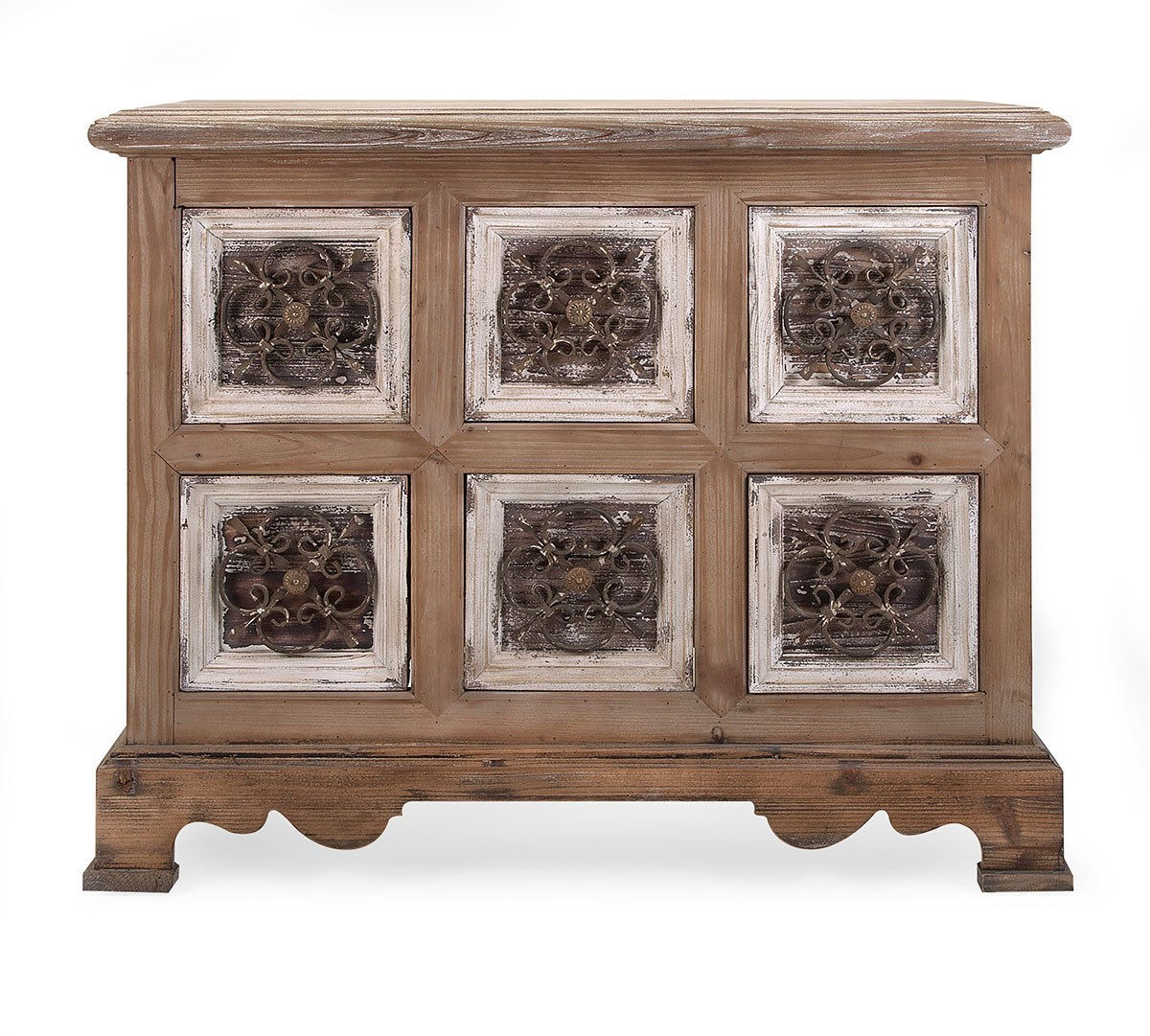 sylvia metal and wood chest cabinets chests imax worldwide home accent table white side ashley furniture dining room tables nautical bedroom lamps green marble top natural living