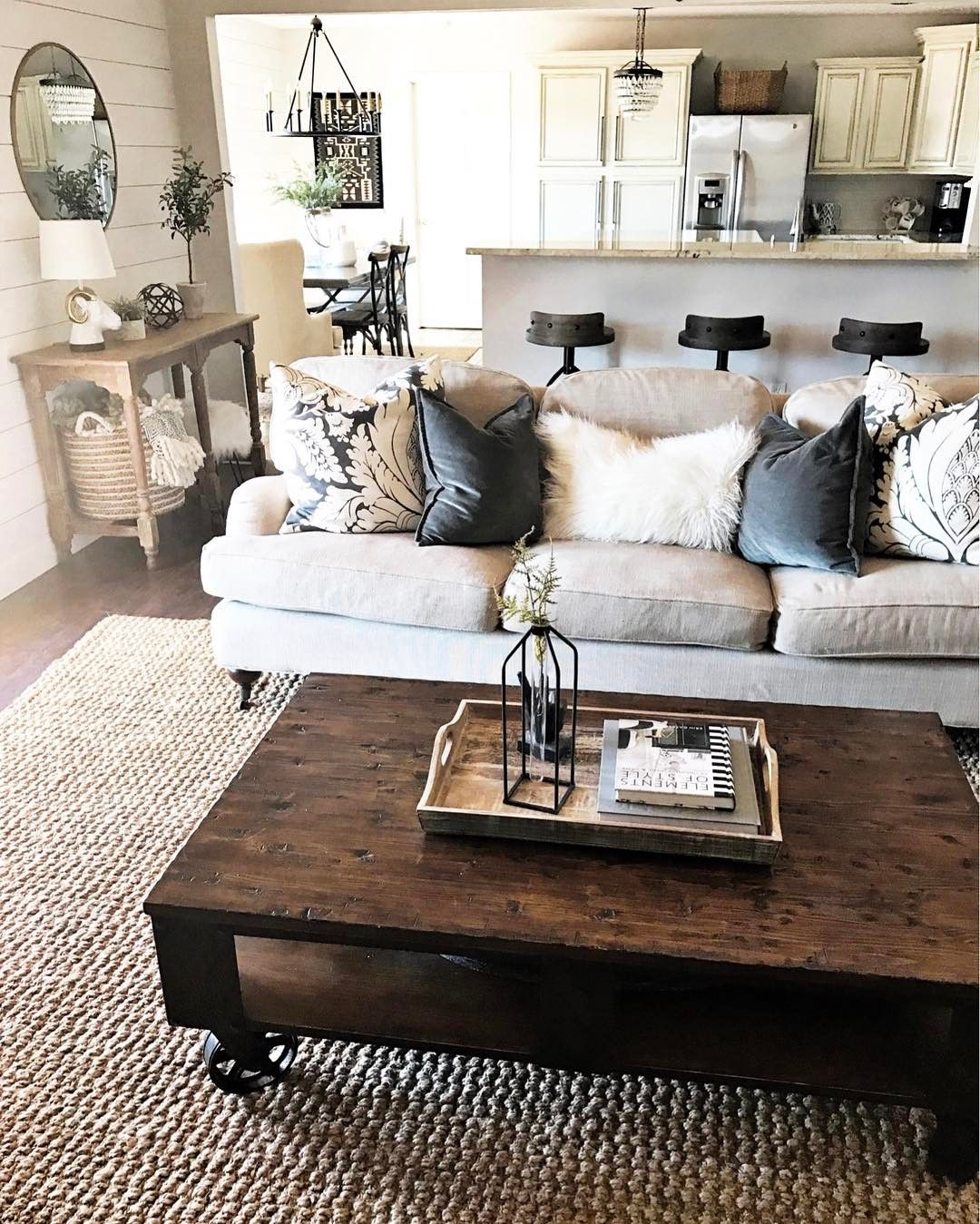 table glass for interior designs modern rustic furniture farmhouse tables small moder sofa top room center sets accent lamps black set design including ideas living spaces