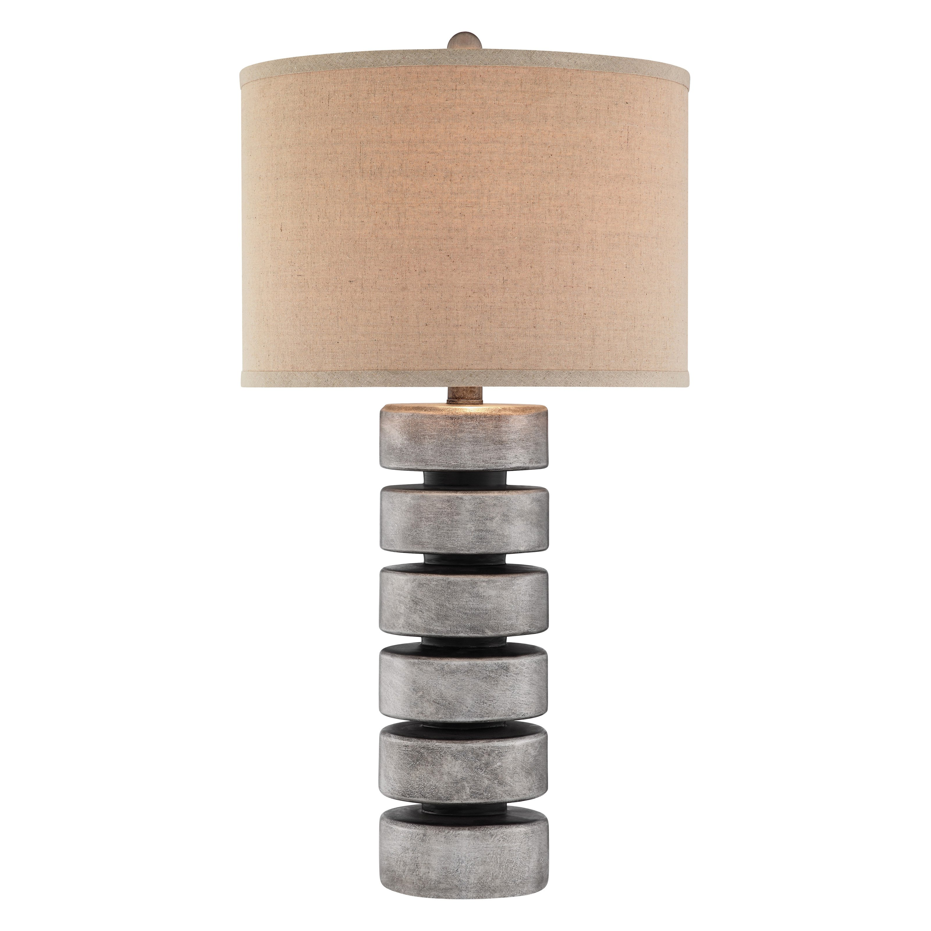 table lamp switch base america hotel style with master flesner brushed steel accent usb port catalina lighting ethan way large square marble coffee modern sideboard reading ikea