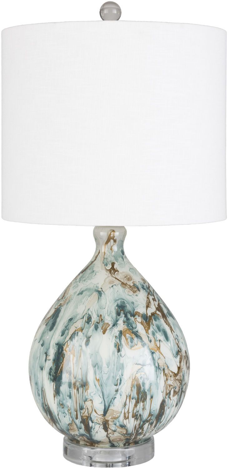 table lamp updated traditional shade paper gab nautical accent lamps bathroom floor storage cabinet narrow console antique kidney marble tulip side furniture egg chair bunnings